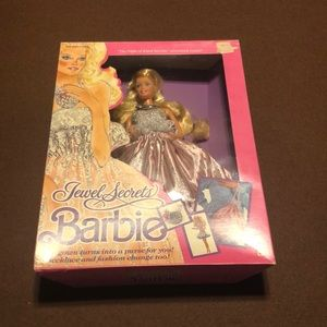 1986 Jewel Secrets Barbie